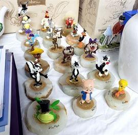 Ron Lee Warner Bros / Looney Tunes figurines
