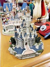 """Fraser Creations """"Cinderella's Castle"""""""