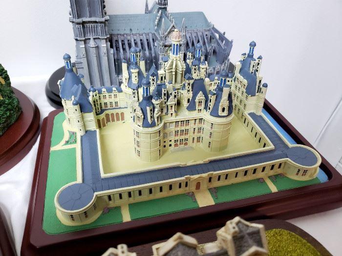 "Lenox - Great Castles of the World - ""Chateau de Chambord"""