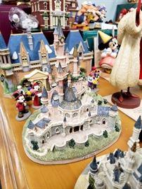 "John Hines Studios ""Sleeping Beauty's Castle"""