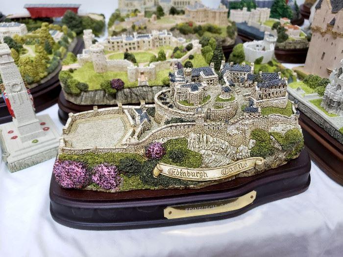"Fraser Creations - The British Heritage Collection - ""Edinburgh Castle"""