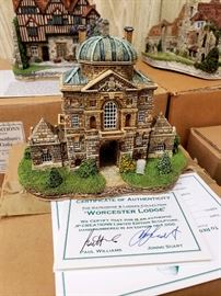 """JP Editions - The Gatehouse & Lodges Collection - """"Worcester Lodge"""""""