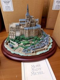 """Lenox - Great Castles of the World - """"Mont Saint Michel"""""""