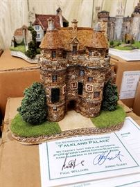 """JP Editions - The Gatehouse & Lodges Collection - """"Falklan Palace"""""""