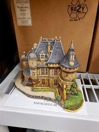"""JP Editions - The Gatehouse & Lodges Collection - """"Waddesdon Manor"""""""