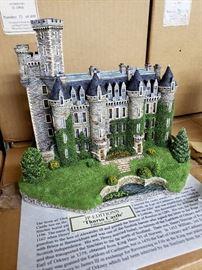 "JP Editions - The Castles of Scotland Collection - ""Thurso Castle"""