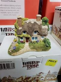 "Lilliput Lane - English Collection: North - ""Derwent-Le-Dale"""