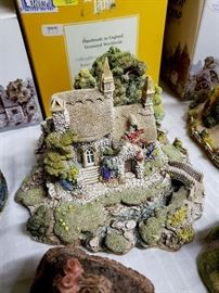 """Lilliput Lane """"Convent in the Woods"""""""