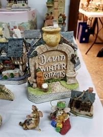 David Winter sign