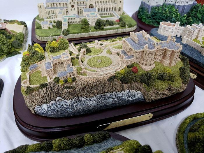 "Fraser Creations - The British Heritage Souvenir Collection - ""Culzean Castle"""
