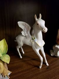 "Cybis ""Pegasus Colt - Free Spirit"""