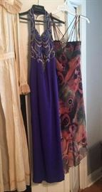 Beautiful formal dresses - sizes 6-12