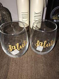 SALUTE GLASSWARE