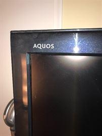"52"" SHARP AQUOS HDTV"
