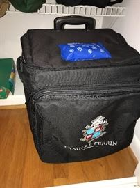 WINE CARRYING BAG