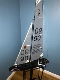 JOYSWAY RC SHIP YACHT