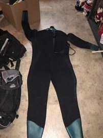 BARE 3 MM FULL WETSUITS