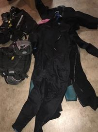 BARE FULL WETSUITS