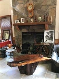 Clocks, Radios, Tables, Bookends, Unique Items
