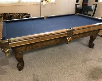 AMC Pool Table (Available for Pre-sale)