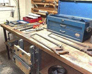 LARGE HAND SAWS