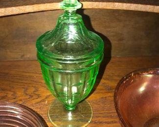 VASELINE GLASS