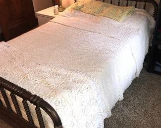 ANTIQUE WEBSTER BED