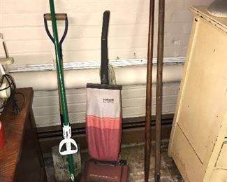 VACUUMS AND TOOLS