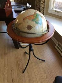 World globe NICE piece!!!