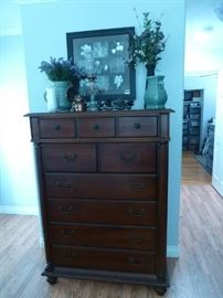Hooker dresser in excellent condition, cost was over $1,000!