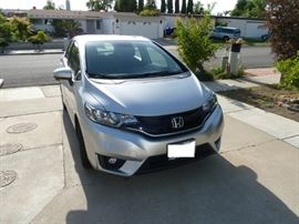 2015 EX Honda Fit less then 12, 100 miles ready to go! $13,700