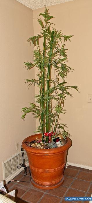 Decorative Silk Plants