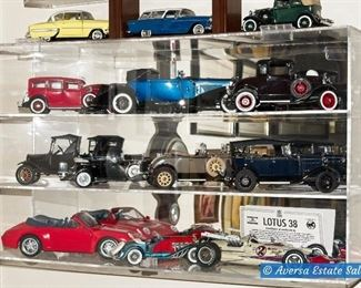 Vintage Collectible Cars