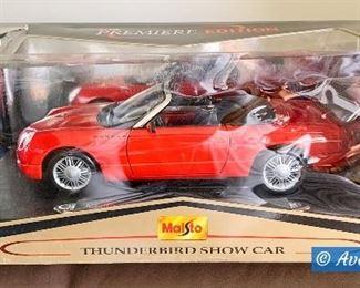 Vintage Maisto Collector Cars