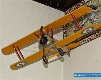 Sopwith Camel Airplane
