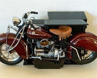 Danbury Mint Motorcycle