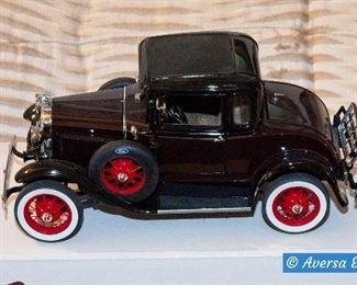 Danbury Mint Model A Car