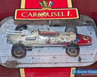 Carousel 1 - AJ Foyt Cast Metal Race Car