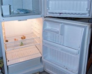 TWO Refrigerators