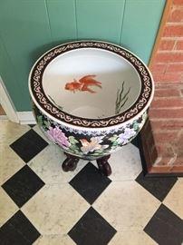 Asian fish bowl