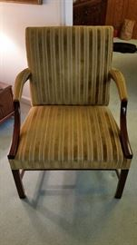 Wonderful over-sized chair--very heavy and well made