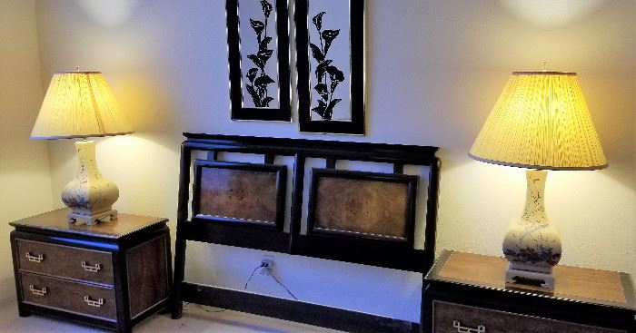 Great bedroom set. Can be purchased as a set or per piece.