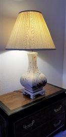 Beautiful unusual shaped lamps.