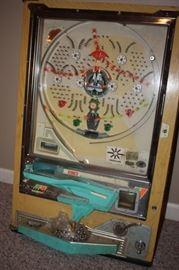 Japanese pin ball machine (vintage)