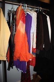 Ladies designer clothing, belts, purses (Coach)