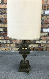 Stifle Brass Lamp with Shade LA4101 https://www.ebay.com/itm/113732557475