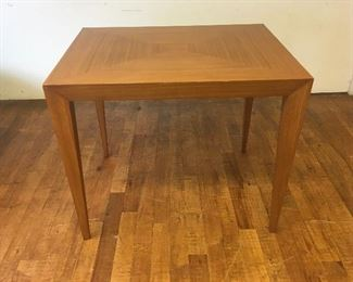 Modern table. Low estimate $100