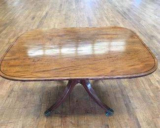 Dining table. Low estimate $250