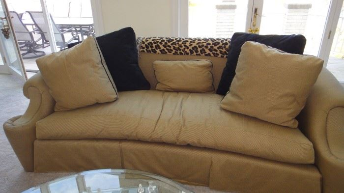 Custom Designed sofa