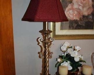 TALLER LAMP